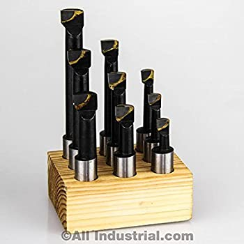 "SPECIAL PRICE BRAND NEW 9pcs 1//2/""  SHANK  BORING BAR"