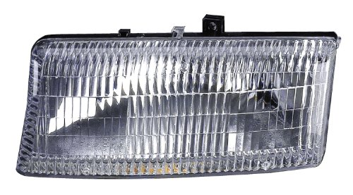 Eagle Eyes CS057-B001R Dodge Passenger Side Head Lamp (55055170ae Headlamp)