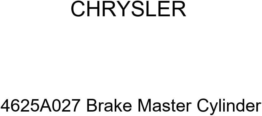 Genuine Chrysler 4625A027 Brake Master Cylinder