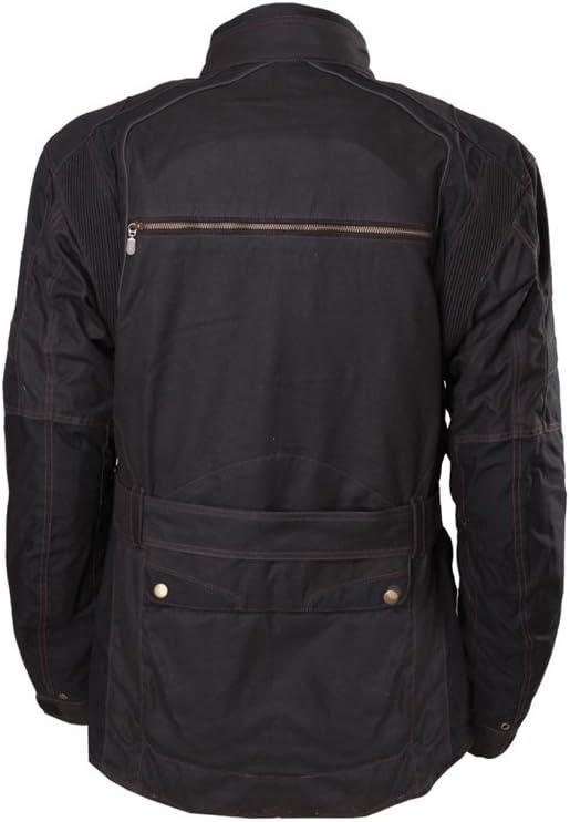 Oxford Holwell 1.0 Motorrad Jacke Herren Gewachste Baumwolle