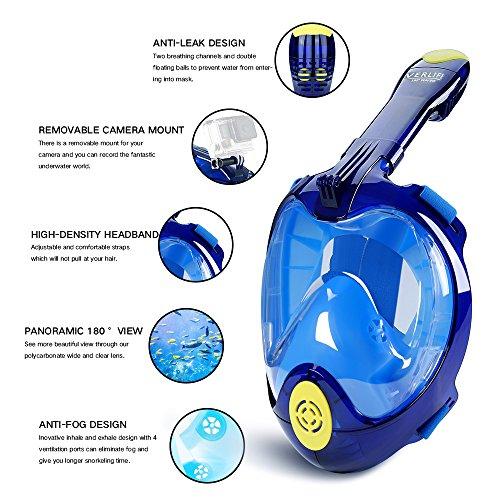 Buy snorkeling mask 2018