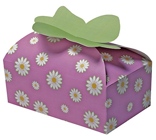 Creative Converting Cookie/Candy Boxes, Spring Flowers