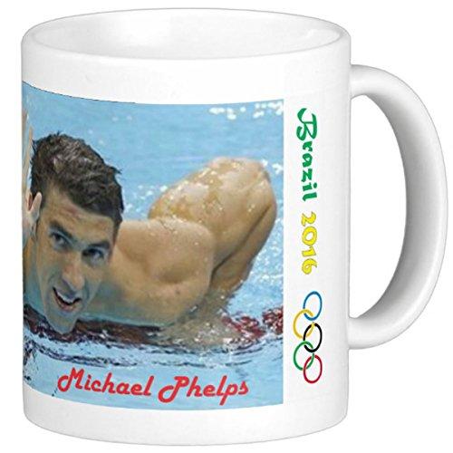USA Men's Swimming Michael Phelps