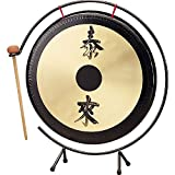 Percussion Workshop TFLGON-14 14'' Table Top Gong with Stand and Beater