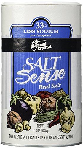 Diamond Crystal Salt Sense 13oz (Diamond Crystal Salt compare prices)