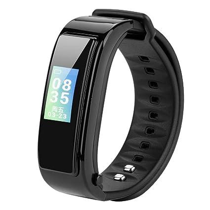 Amazon.com: Ciglow Fitness Tracker IP 67 Waterproof Smart ...