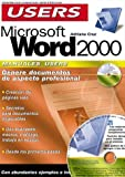 Manual de Microsoft Word 2000, Cruz, Adriana, 987526038X