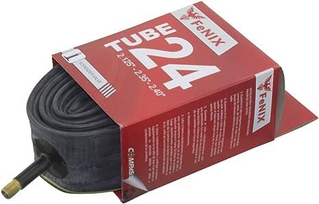 Bicycle Tube 16 X 2.125//2.35//2.40 33mm Standard Schrader Valve