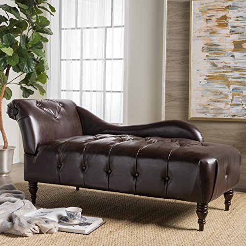 Christopher Knight Home 300527 Antonya Chaise Lounge, ()