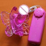 Annyel Waterproof Butterfly Vibrator G Spot Stimulator Sex Toys Wireless Remote Controlled Vibrator Pussy Pump Massager