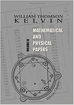 Book Mathematical and Physical papers: Volume 4