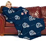 Dallas Cowboys Adult Comfy Throw Blanket with Sleeves