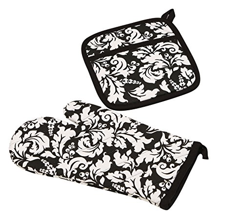Yourtablecloth Oven Mitt Holder Gloves product image