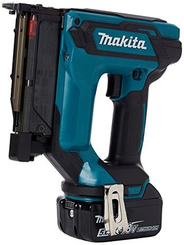 Makita DPT353RTJ Pin Nailer, 18 V, Blue, Set of 4 Pieces