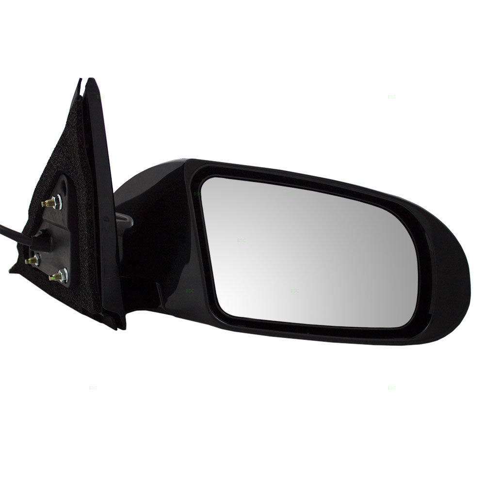 Passengers Power Side View Mirror with Signal Smooth Replacement for Nissan 96301-9N84A AUTOANDART