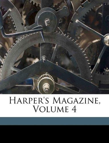 Harper's Magazine, Volume 4 ebook