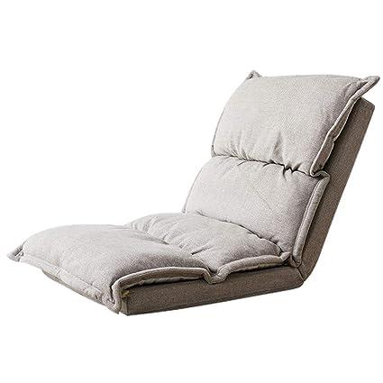 Amazon Com Ljfyxz Folding Lazy Sofa Chair Single Armchair 6 Speed