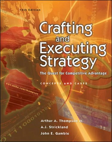 crafting and executing startegy chapter 1 Read and download crafting and executing strategy 18th edition chapter 1pdf free ebooks web api design - crafting interfaces that developers love minecraft crafting.
