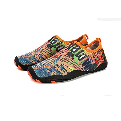 LaROK Men and Women's Barefoot Quick-Dry Water Sports Aqu...