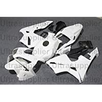 Unpainted White Complete Injection ABS Fairing for 2003-2004 Honda CBR 600 RR CBR600RR