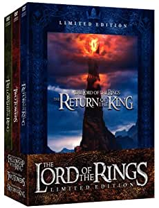 The Lord of the Rings Trilogy (The Fellowship of the Ring / The Two Towers / The Return of the King)(Theatrical and Extended Limited Edition)