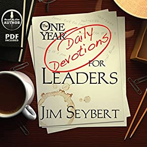 The One Year [Daily Devotions] for Leaders Audiobook