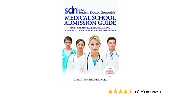 Amazon com: The Student Doctor Network's Medical School