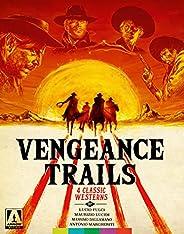 Vengeance Trails: 4 Classic Westerns [Blu-ray]