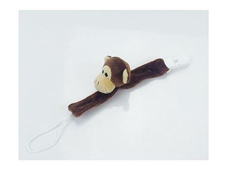 Yyanliii - Chupete de dentición para bebé con clip para chupete, cadena para chupete,