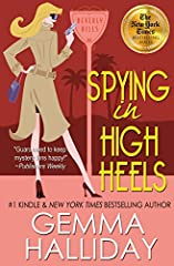 #1 Amazon, New York Times & USA Today Bestselling series! High Crime meets High Fashion when shoe designer turned amateur sleuth Maddie Springer is on the case...with laugh-out-loud results!Struggling LA shoe designer, Maddie Springer, li...