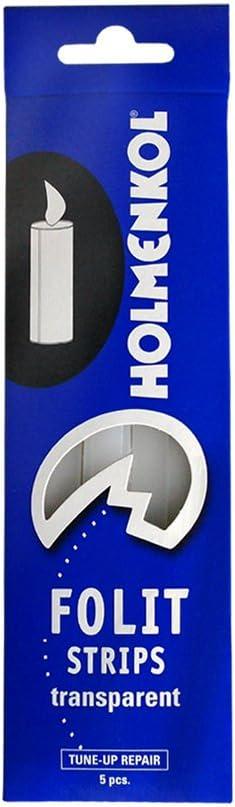 Holmenkol FX Strips transparent Inhalt 5 STK.