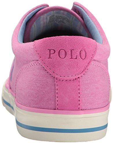 Polo Ralph Lauren Menns Vaughn Sneaker Rosa