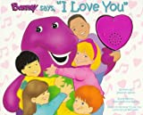 "Barney Says ""I Love You"", Stephen White, 1570641226"