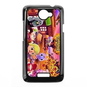 HTC One X Cell Phone Case Black Animal Crossing New Leaf Fybka