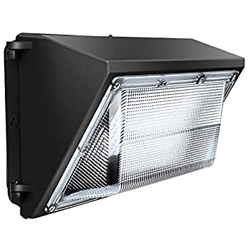 Image of 2019 Upgraded LEDMO 120W LED Wall Pack Light 15840LM 840W HPS/HID Equivalent 5000K LED Wall Pack Commercial and Industrial Outdoor LED Wall Pack Lights for Parking Lots, Warehouses, Factories, UL&DLC Home and Kitchen