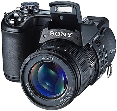Sony DSC-F828 Bridge Camera Cámara Puente 8 MP 2/3
