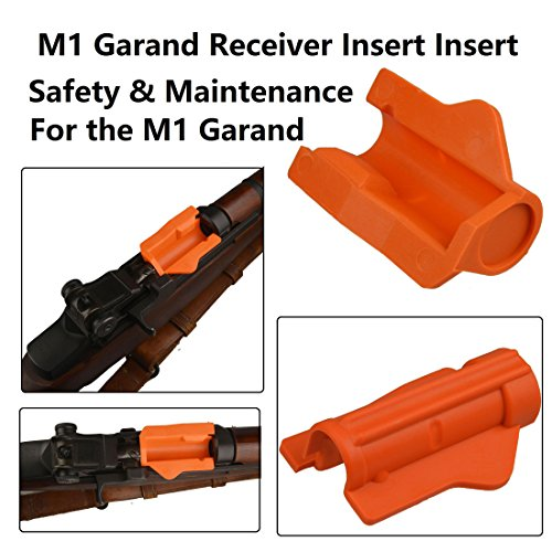 Used, GRG M1 Garand Receiver Insert, Safety and Maintenance for sale  Delivered anywhere in USA