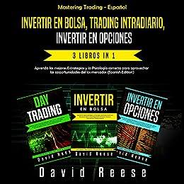 Invertir en Bolsa, Trading Intradiario, Invertir en Opciones - 3 in 1: Aprenda