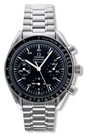 Omega de hombre 3510.50.00 Speedmaster reducido - Reloj cronógrafo automático: Omega: Amazon.es: Relojes