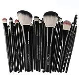 Kaputar 22X Cosmetic Make up Brushes Set Makeup Foundation Blusher Face Powder Brush