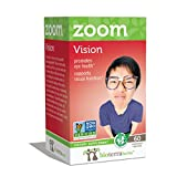 BioTerra Herbs Vision With Jujube and Astragalus Promotes Eye Health And Improves Vision Quality (1g, 60 Vegetarian Capsules)