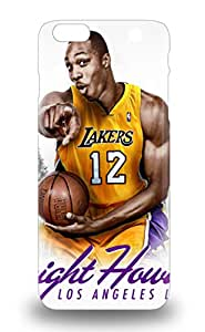 New Premium NBA Orlando Magic Dwight Howard #12 Skin Case Cover Excellent Fitted For Iphone 6 Plus