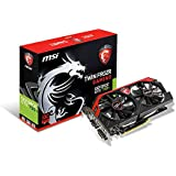 MSI Computer Corp. NVIDIA GeForce GTX 750 Ti Gaming OC 2GB GDDR5 VGA/DVI/HDMI PCI-Express Video Card N750TI TF 2GD5/OC
