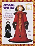 Queen Amidala Paper Doll (A Punch & Play Book)