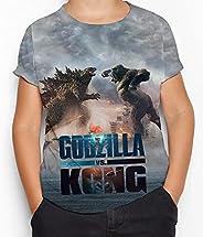 Playera GODZILLA VS KONG, King Kong.