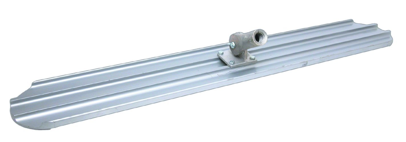 QLT By MARSHALLTOWN MB45R 45-Inch by 8-Inch Round End Magnesium Bull Float