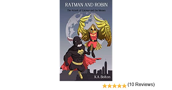 Ratman and Robin: The Attack of Catman and the Meows (English ...