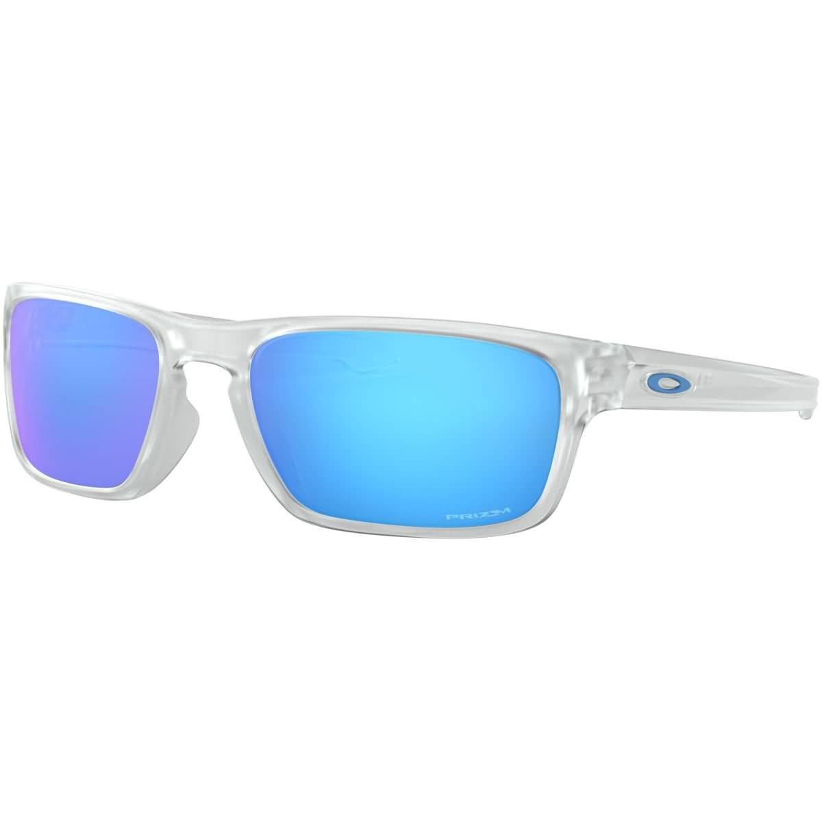Oakley 0OO9408 Gafas de sol, Matte Clear, 55 para Hombre