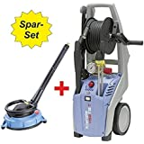 Kränzle High Pressure Cleaner K 1152 TS T incl. Round Cleaner UFO im Complete Set