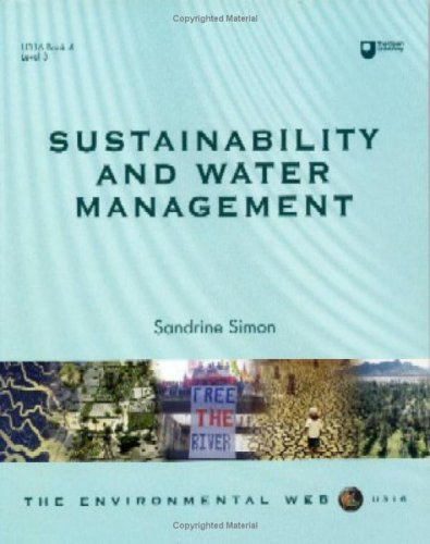 Download Sustainability and Water Management PDF